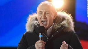 Báo nước ngoài đánh giá ông Putin là hiện thân của sức mạnh hồi sinh nước Nga