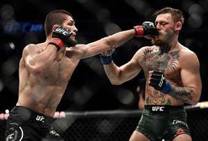 McGregor bất ngờ tái xuất, khiêu chiến
