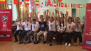 World Cup 2018: Bóng đã lăn
