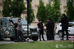 Video: An ninh Nga tiêu diệt toàn bộ phần tử khủng bố tấn công nhà thờ tại Chechnya