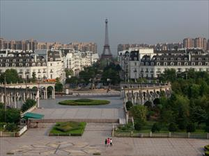 12 bản sao kiến trúc nổi tiếng thế giới tại Trung Quốc