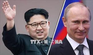 Triều Tiên, Nga nhất trí tăng cường