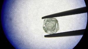 Phát hiện viên kim cương