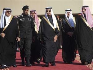 Hoàng tử Ả rập Saudi bị chặt đầu giữa thủ đô