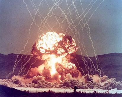 Kinh hãi nhìn lại những vụ nổ vũ khí hạt nhân khủng khiếp nhất lịch sử