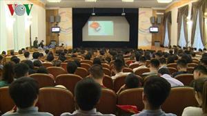 Kỷ niệm 88 năm ngày thành lập Đoàn TNCS Hồ Chí Minh tại Liên bang Nga