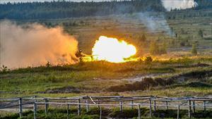 12 nghìn quân Nga - Belarus tham gia tập trận