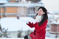 Bộ ảnh số 3: Những bông tuyết trắng mùa giáng sinh