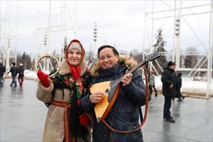 Lễ hội Maslenitsa - Lễ hội của truyền thống và những giá trị văn hóa dân gian Nga