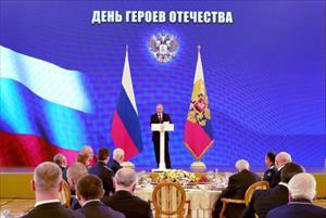 Liên bang Nga: gìn giữ, phát huy truyền thống tôn vinh các Anh hùng vì nước, vì dân