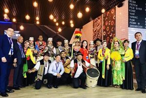 """Đoàn Petrovietnam ghi dấu ấn tốt đẹp tại Festival """"Ngọn đuốc"""" Sochi 2019"""