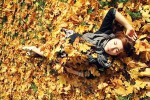 """Bộ ảnh """"Mùa thu vàng nước Nga"""" BONUS 16: Mùa thu tình yêu - Li Ly"""