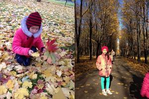 """Bộ ảnh """"Mùa thu vàng nước Nga"""" BONUS 11: Mùa thu dấu yêu - Nguyễn Đinh Mai Phương"""