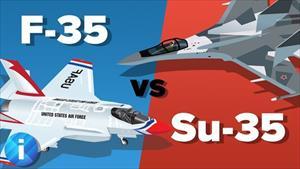 """Mỹ """"đá"""" Thổ Nhĩ Kỳ khỏi chương trình F-35, Nga mang Su-35 ra chào hàng"""