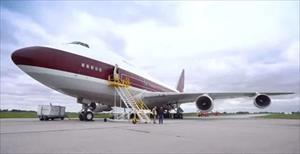 Bên trong máy bay tư nhân 200 triệu USD của Boeing