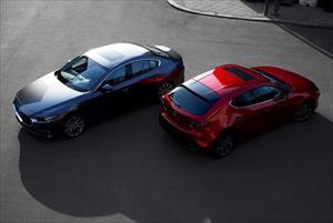 """Mazda3 2019 """"hiện hình"""" từ trong ra ngoài trước thềm ra mắt: Sang trọng và đẳng cấp"""