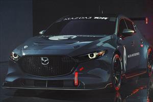Mazda giới thiệu xe đua Mazda3 TCR 2020 siêu mạnh