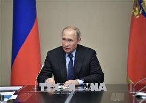 Tổng thống Putin lạc quan về nền kinh tế Nga