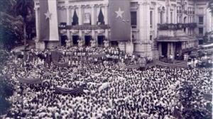 Đài Truyền hình Nước Nga làm phim tài liệu về Việt Nam 1945