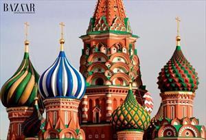 Mơ màng giấc mơ cổ tích ở Moscow