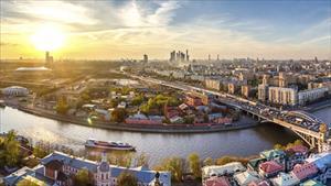 Video được quan tâm: Thủ đô Moskva tuyệt đẹp trong chiều hoàng hôn