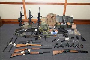"""Phát hiện quân nhân âm mưu khủng bố diện rộng, an ninh Mỹ """"lung lay"""""""