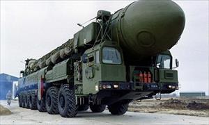 Mỹ không thể chặn tên lửa đạn đạo hạt nhân Nga