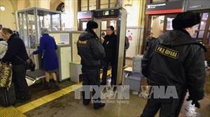 Nga tước quyền công dân nghi can đánh bom tàu điện ngầm St. Peterburg
