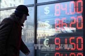 Nga khẳng định tiếp tục thả nổi đồng ruble
