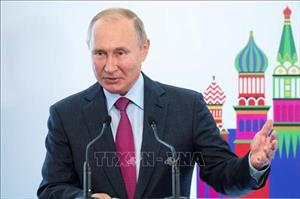 Tổng thống Nga phê chuẩn chiến lược quốc gia phát triển trí tuệ nhân tạo