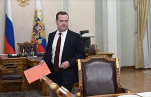 Nga vào guồng chống khủng hoảng