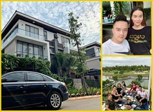 Hồ Ngọc Hà tậu biệt thự triệu USD, làm hàng xóm với ca sĩ Cao Thái Sơn