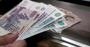 Đồng rúp Nga sụt giá mạnh nhất trong 3 năm khi Mỹ công bố trừng phạt