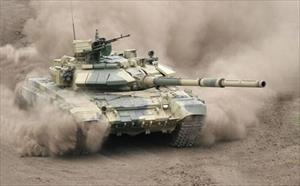 Nga xác nhận bán 64 xe tăng T-90S cho Việt Nam