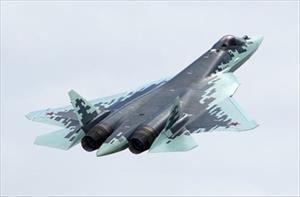Nga xem xét khả năng xuất khẩu tiêm kích tàng hình Su-57