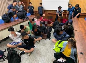 Đài Loan bắt giữ 14 người Việt nhập cư trái phép bằng tàu cá