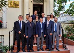 Trí thức người Việt tại Anh mong muốn góp sức giúp Việt Nam phát triển