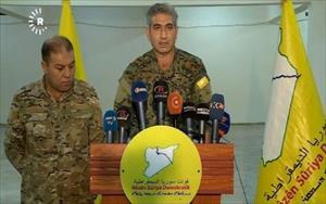 Người Kurd tỉnh mộng Mỹ, rơi lệ cầu cứu Nga