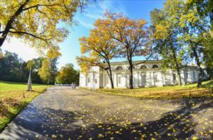 Bộ ảnh số 2: Mùa thu thành phố Saint Petersburg