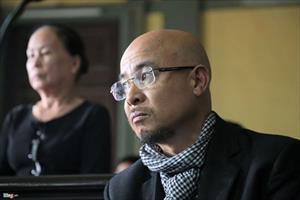 Ông Đặng Lê Nguyên Vũ cản mẹ nói việc đi giám định tâm thần