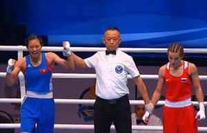 """Nữ võ sĩ Việt Nam mất huy chương thế giới vì bị """"đổi trắng thay đen"""""""