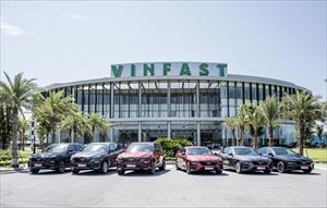 VinFast tài trợ chặng đua F1 Việt Nam: Non trẻ nhưng không non gan