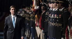 Nhà Trắng chính thức đề cử ông Esper làm Bộ trưởng Quốc phòng Mỹ
