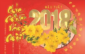 HĐH Nghệ An - Thư chúc tết Xuân Mậu Tuất năm 2018