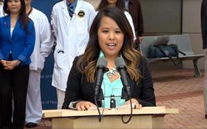 Nữ y tá gốc Việt Nina Pham đã chiến thắng virus Ebola