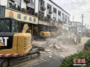 Nổ khí gas tại nhà hàng Trung Quốc làm 9 người chết