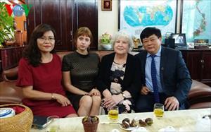 Phát thanh viên Nga Tatiana Rumyantseva: Đến VOV tôi như được về nhà