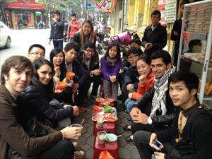 Sinh viên Nga kể chuyện học tiếng Việt ở Việt Nam