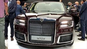 Bản thương mại xe Tổng thống Nga hết hàng đến 2021