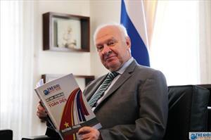 Đại sứ Nga tại Việt Nam: Thế giới & Việt Nam là một đối tác uy tín và tin cậy